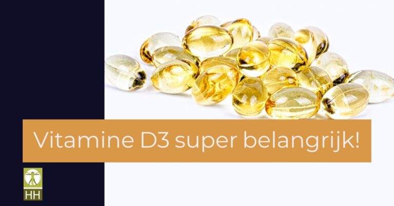 Het verhaal achter vitamine D3